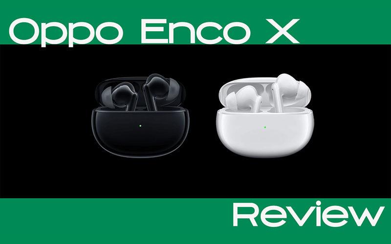 Oppo Enco X cover LPDD