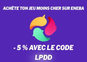 Code Promo ENEBA Les Players Du Dimanche