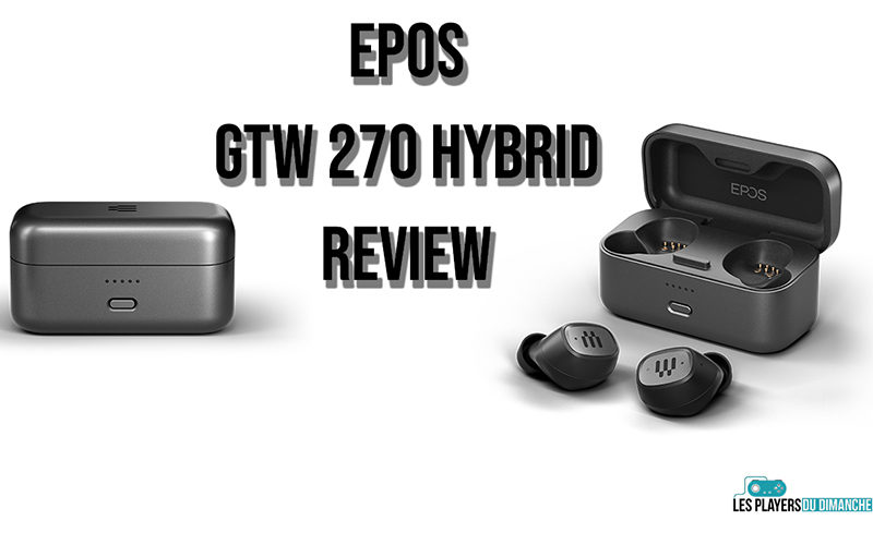 Test Epos GTW 270 cover