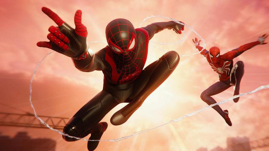 Spiderman Miles Morales Avis PS5 Les Players Du Dimanche