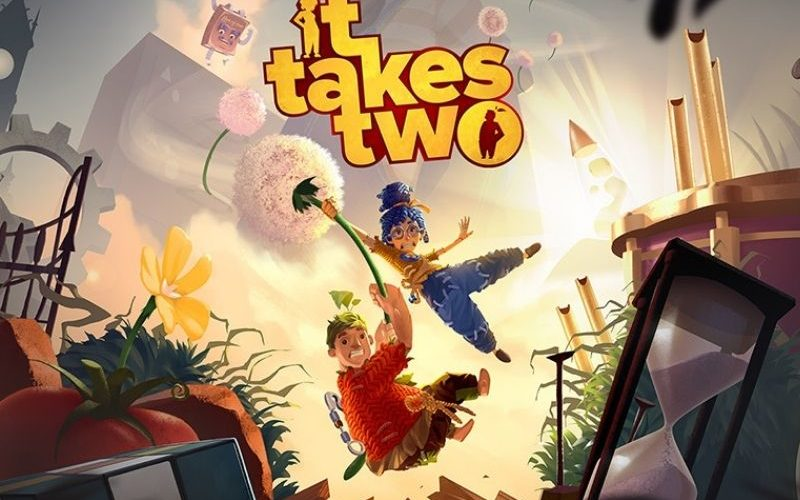 It Takes Two Cover review