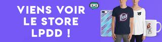 Merch Les Players Du Dimanche Streamlabs