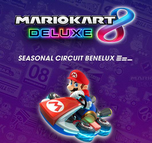 Mario Kart 8 Deluxe Seasonal Circuit Benelux Les Players Du Dimanche