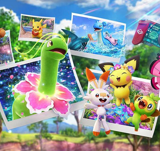New Pokemon Snap Avis Test Les Players Du Dimanche