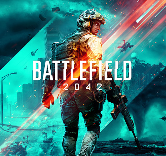 Cover Battlefield 2042 LPDD