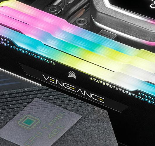 Corsair Vengeance PRO RGB SL Avis Les Players Du Dimanche