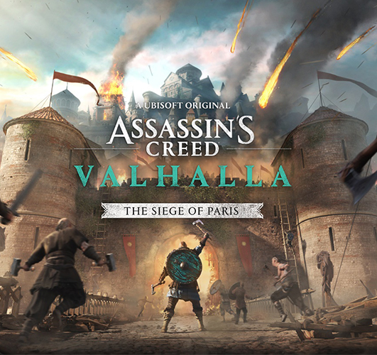 Cover LPDD DLC Assassins Creed Valhalla