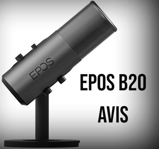 Cover Micro EPOS B20- LPDD