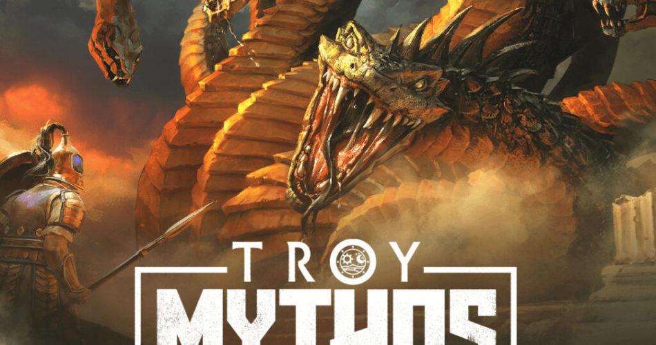 Troy Mythos